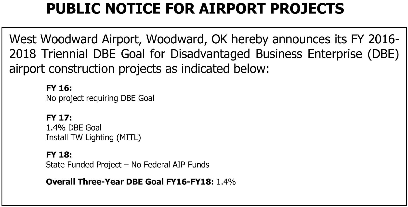 PUBLIC-NOTICE-FOR-AIRPORT-PROJECTS---West-Woodward-AP-092316